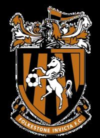 Folkestone Invicta team logo