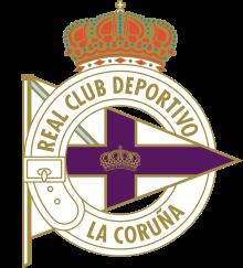 Deportivo La Coruna (w) team logo
