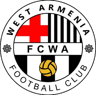 FC West Armenia team logo