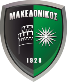 Logotipo da equipe Makedonikos