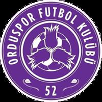 52 Orduspor team logo