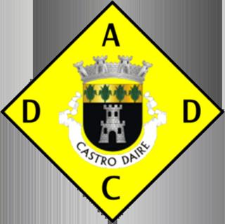 AD Castro Daire team logo