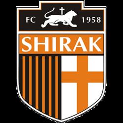 Shirak FC 2 team logo