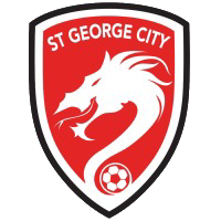 St George City team logo
