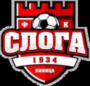 FK Sloga 1934 Vinica team logo