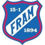Fram Larvik team logo