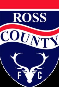 Ross County team logo