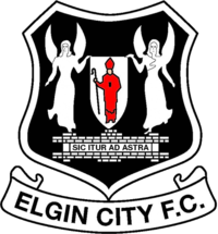 Elgin City team logo