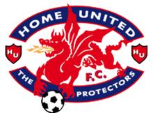 Home United FC team logo