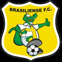 Brasiliense team logo