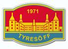 Tyreso FF team logo