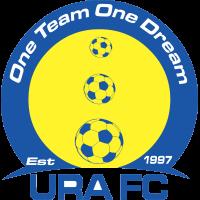 URA FC team logo