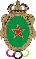 Logotipo da equipe FAR Rabat