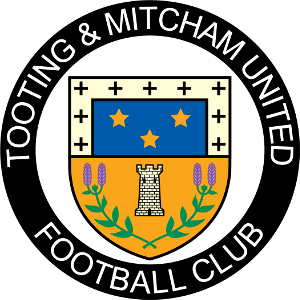Tooting and Mitcham team logo