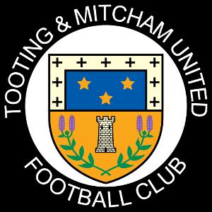 Tooting and Mitcham team logo