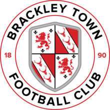 Brackley Town team logo