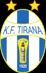 Tirana team logo