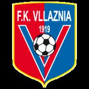 Vllaznia team logo