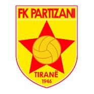 Partizani team logo