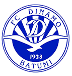 Dinamo Batumi team logo