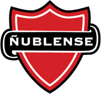 Nublense team logo