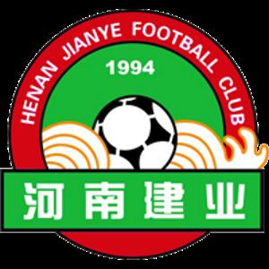 Henan Jianye team logo