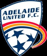 Adelaide United FC team logo