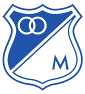 Millonarios team logo