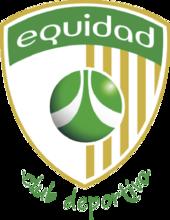 Logotipo da equipe La Equidad