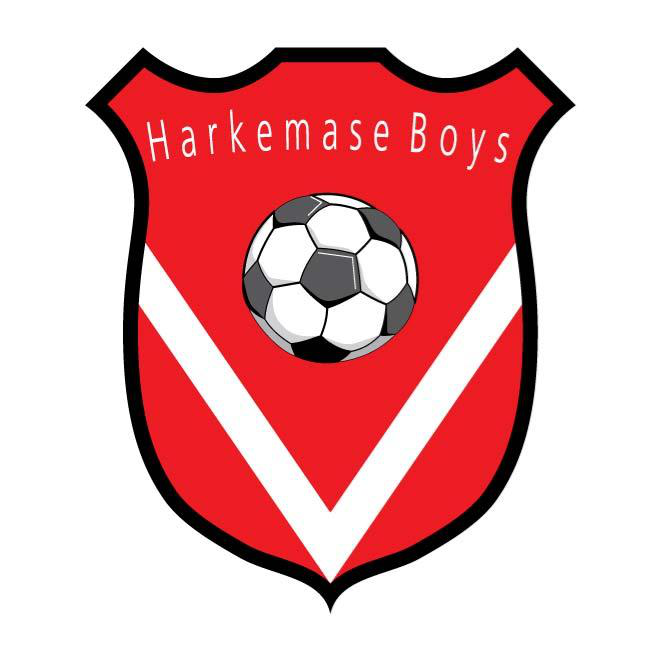 Harkemase Boys team logo