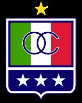 Once Caldas team logo