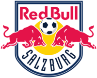 Logotipo da equipe Red Bull Salzburg