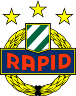 Rapid Vienna team logo