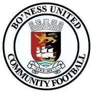 Boness United team logo