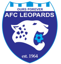 AFC Leopards team logo