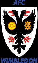 AFC Wimbledon team logo