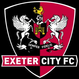 Exeter team logo