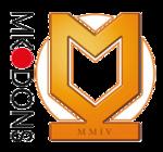 Milton Keynes Dons team logo