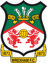 Wrexham team logo