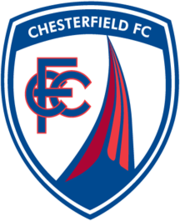 Chesterfield team logo