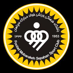 Sepahan FC team logo