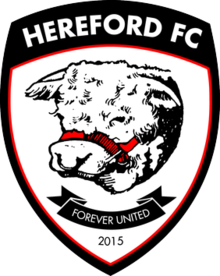 Hereford team logo