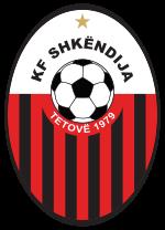 Shkendija team logo