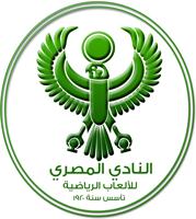 Al Masry team logo
