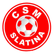 CSM Slatina team logo