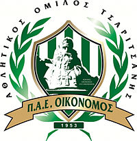 Logotipo da equipe Economos Tsaritsanis
