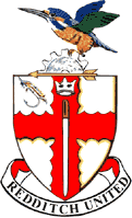 Redditch team logo