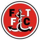 Fleetwood Town team logo