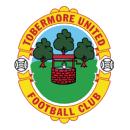 Tobermore United team logo