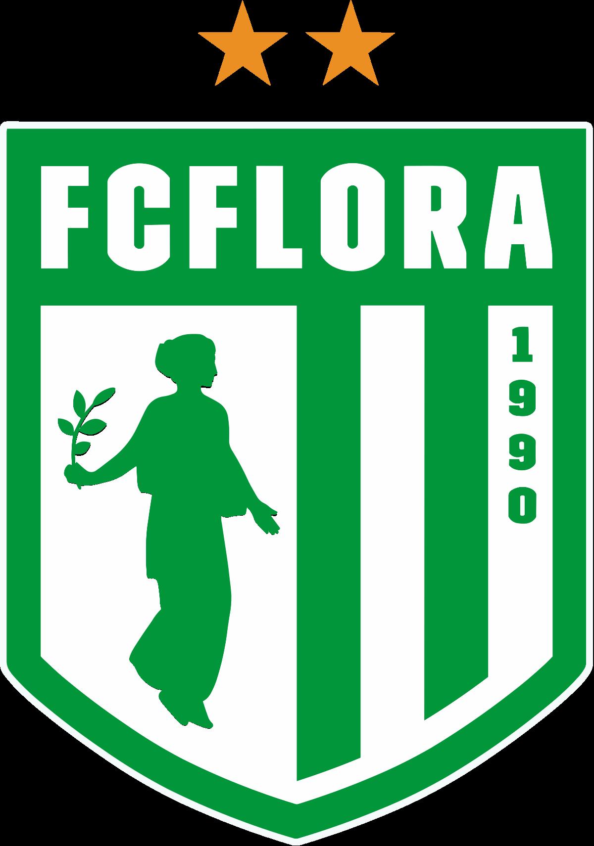 Flora Tallinn team logo
